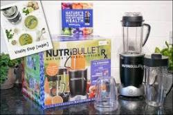 NUTRiBULLET Rx Blender and Food Processor, 1.27 L, 1700 W [Energy Class A] 220-240 Volts NOT FOR USA